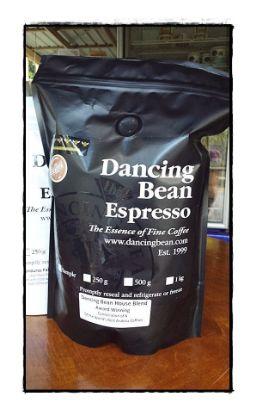 Picture of Dancing Bean COFFEE 'House Blend' - Fair Trade (1kg bag)