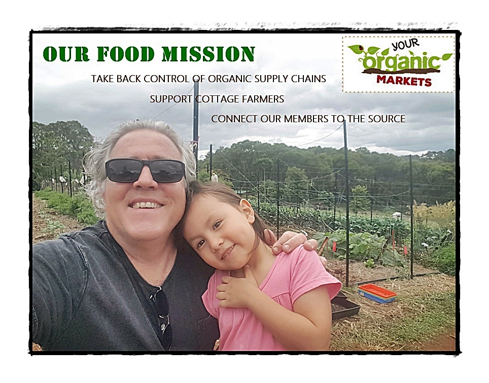 Food Mission Terry Thi on farm